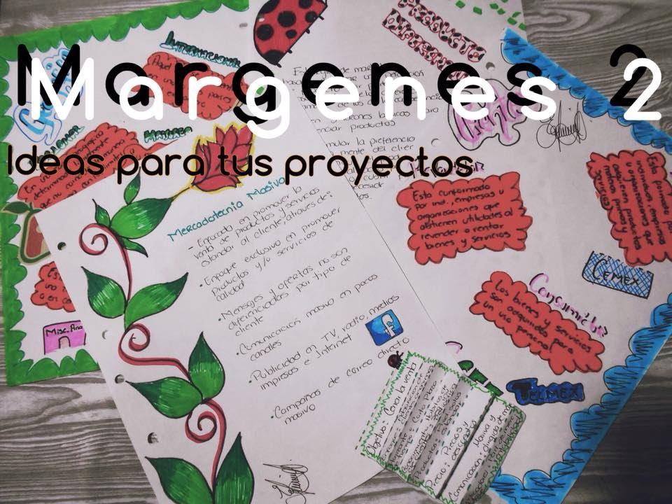 Ideas De MÁrgenes Para Decorar Cuadernos Y Libretas: Como Hacer Margenes Para Tus Cuadernos 2 Facil !!