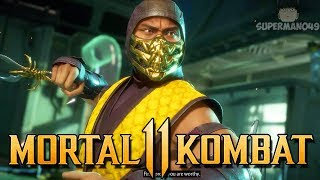 "I Ruined Someones Day With Scorpion - Mortal Kombat 11: ""Scorpion"" Gameplay"