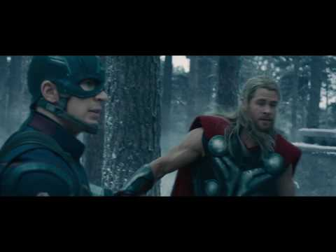 Avengers - Bad Language Scenes
