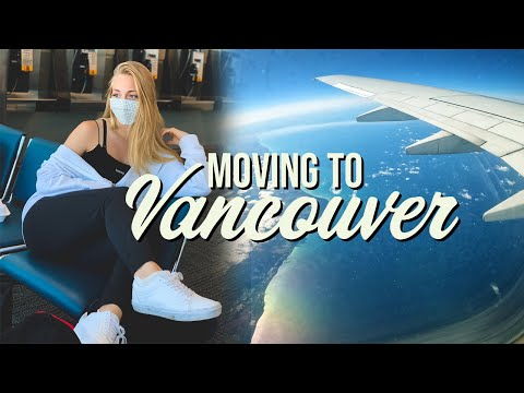 First Few Days in VANCOUVER | Moving to Vancouver