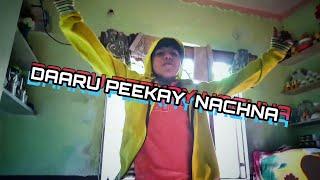 Daaru peekay nachna (cover dance song)