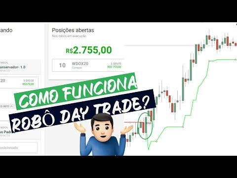 robo para day trader