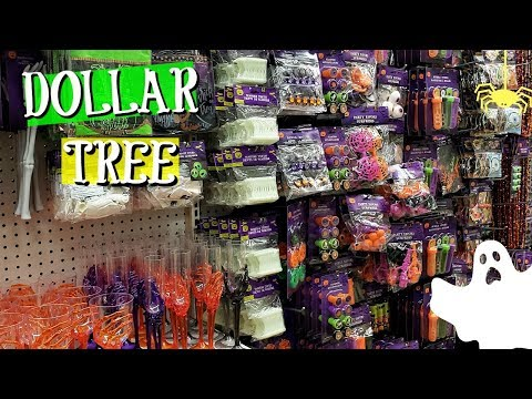 NEW! HALLOWEEN FALL BOOK GOODIES DOLLAR TREE SHOP WITH ME