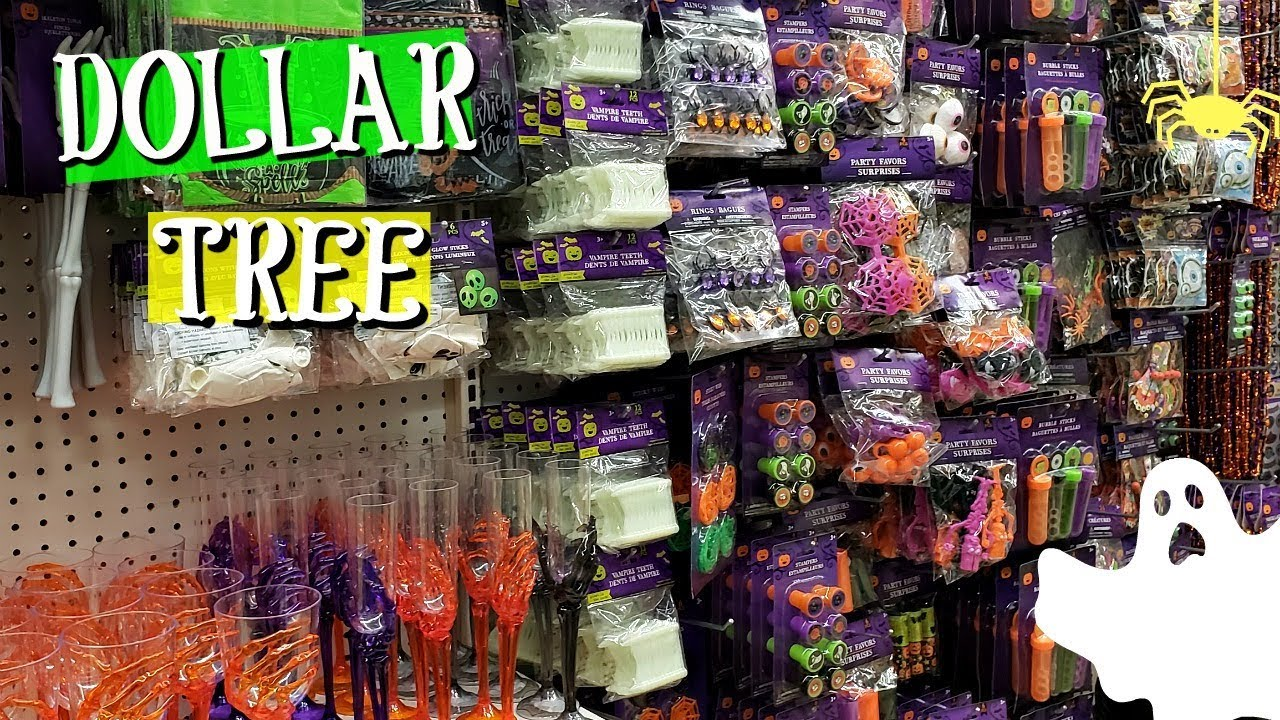 NEW! HALLOWEEN FALL BOOK GOODIES DOLLAR TREE SHOP WITH ME ...
