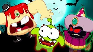 Om Nom Stories: Candy Monster | Unexpected Adventure | Cartoon For Kids