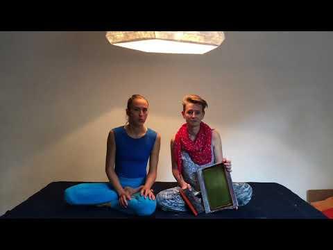 Yoga & Screen Printing Workshop