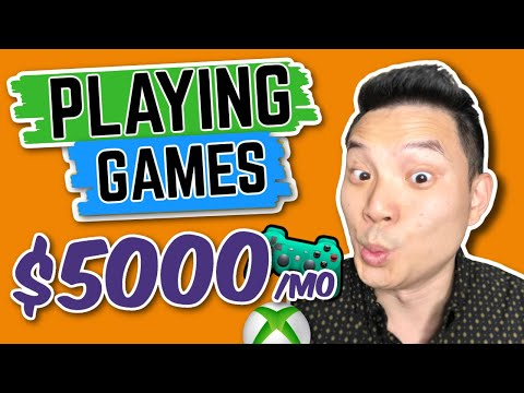 How To Make Money Playing Games 2021 (Instantly Pay Real Money)