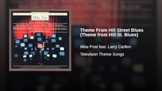 Theme From Hill Street Blues (Theme from Hill St. Blues)