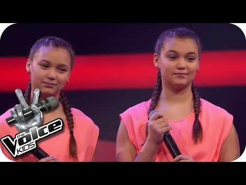 Alphabeat -  Fascination (Fabienne, Giullana & Gilliana, Tim) | The Voice Kids 2013 | Battle | SAT.1