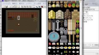 ウディタの製作講座6 脱出ゲームの作り方