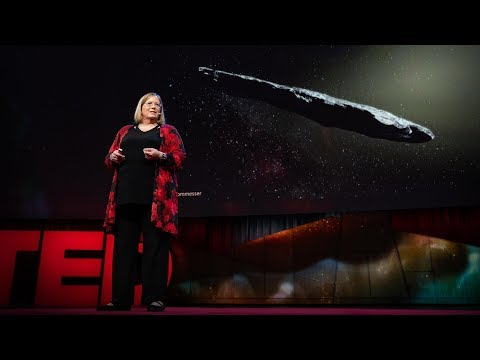 The story of Oumuamua, the first visitor from another star system | Karen J. Meech