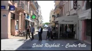 Esterel Caravaning : La ville de Saint-Raphaël