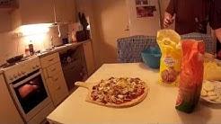 Pizzeriamaista pizzaa kotona