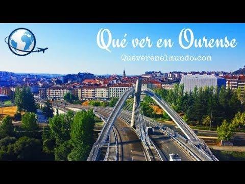 Qué ver en Ourense, Galicia