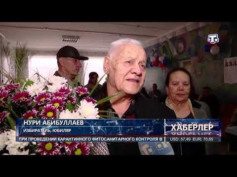 Крым впервые выбирал