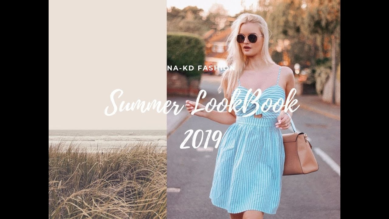 [VIDEO] - NA-KD Fashion Summer Lookbook 2019 | casual outfits 1