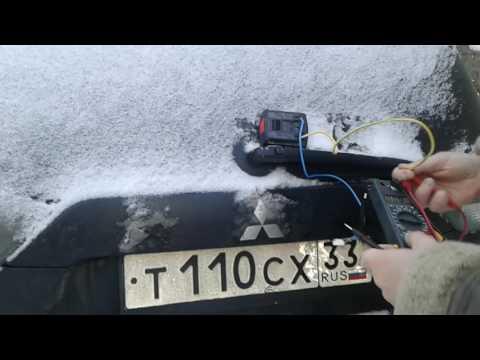 Открыть автомобиль если сел аккумулятор.