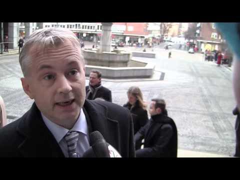 Nobels fredspris 2011: Knut Storberget
