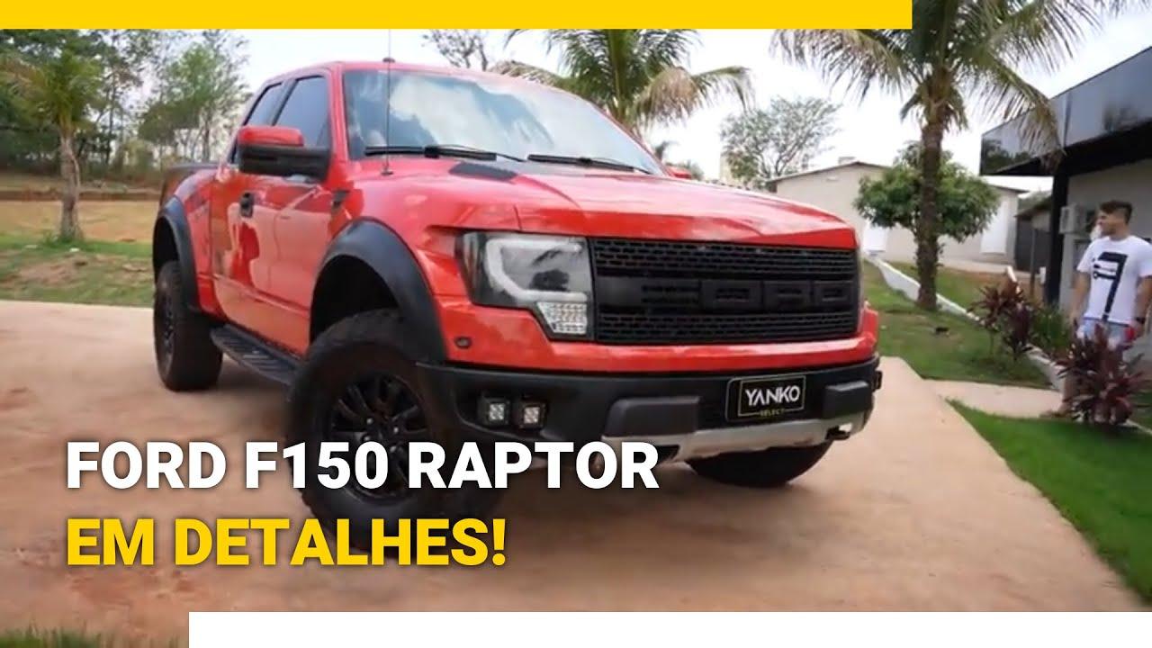 Download FORD F150 RAPTOR EM DETALHES