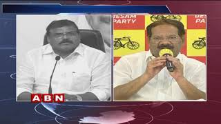 War Of Words Between AP Minister Botsa Satyanarayana Vs TDP Leader Nakka Anand Babu
