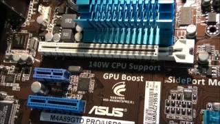 asus M4A89GTD  PRO/USB3 review