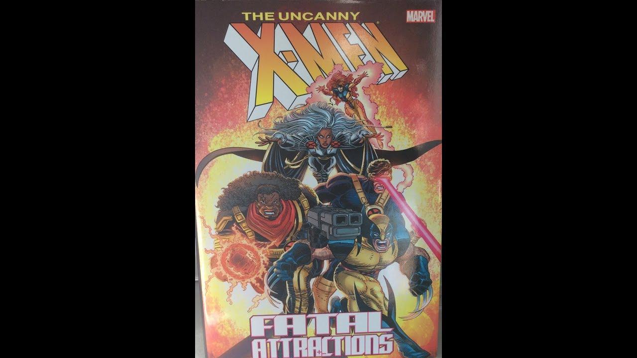 Uncanny X-men - Fatal Attractions Omnibus