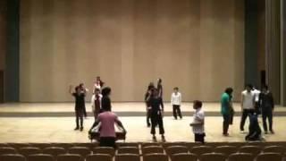 明治大学の文化プロジェクト「ハムレット」の舞台となるアカデミーコモ...