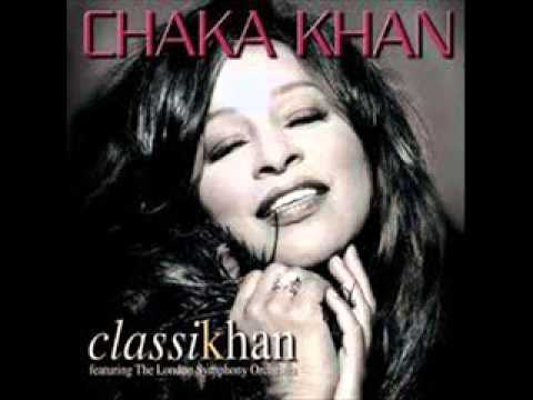 Chaka Khan Castles Made Of Sand