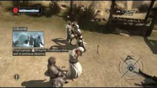 Gameplay z gry Assassin's Creed / CD-Action