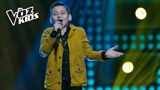 Robert Farid canta Mátalas - Audiciones a ciegas | La Voz Kids Colombia 2018