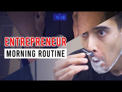 Morning Routine - Physician Entrepreneur Edition (2020)