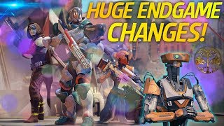 Destiny 2 News - New Endgame Changes, Private Matches, Emote Changes, Crucible Changes & More!