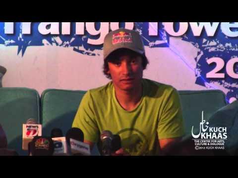 Kuch Khaas: David Lama - Red Bull Athlete