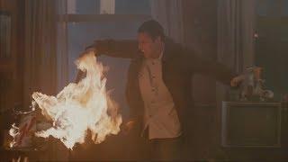 Лонгфелло Дидз спасает кошек от пожара\Mr.Didz rescues cats from fire