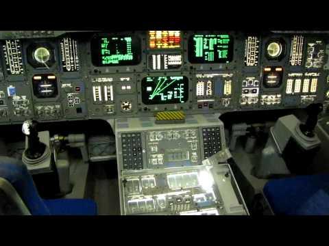 NASA Houston Tour