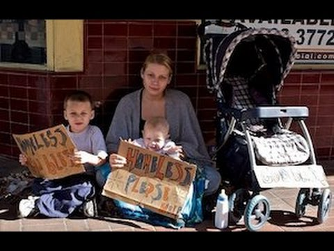 Millions of Americans Live Under the World Poverty Line