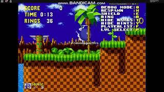 [Roblox] Sonic Classic Any% Speedrun 0:27