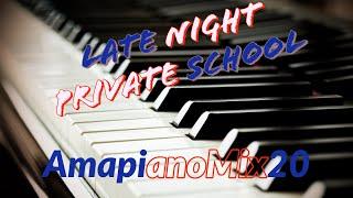 Amapiano Mix | Kelvin Momo, Kappie, Thuske SA, Amu Classic, ProSoul Da Deejay | LateNight Pvt School