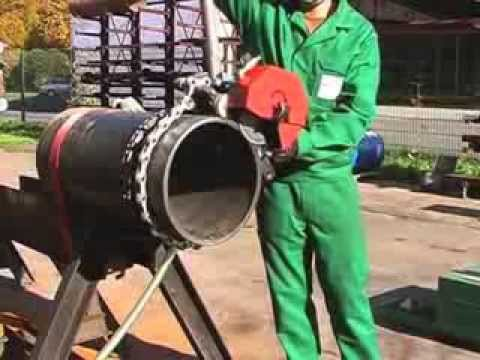 Pipe Cutting Machine Pipe Cutter Tool Pneumatic Pipe