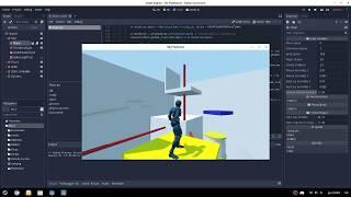 Godot 3D Character Movement