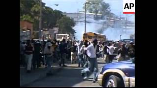 Violence On The Eve Of Haiti's Bicentennial Celebrations