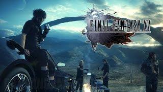 Final Fantasy XV - TGS 2014 Gameplay Trailer [1440p] TRUE-HD QUALITY (Final Fantasy 15)