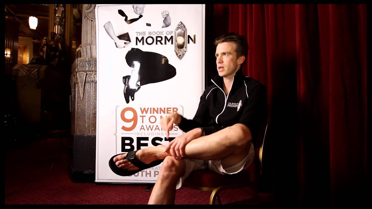 Gavin Creel Book of Mormon