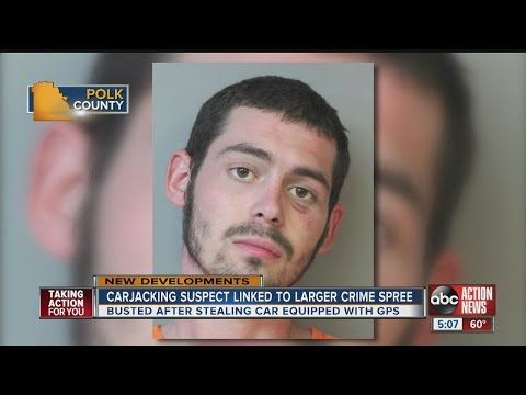 Detroit Tigers pitcher Justin Verlander victim in Polk County crime spree