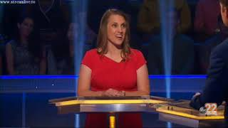 Who Wants to Be a Millionaire - Fed 12,  2019   Irene Foster   ABC