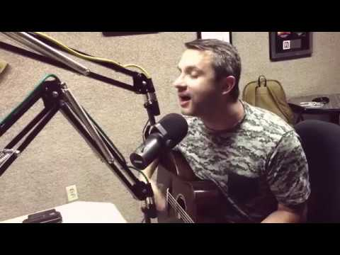 Brandon Heath - Whole Heart - LIVE At SOS Radio