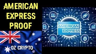 Proof of Amex Involvement with DLT - Coil, XRP and The Future