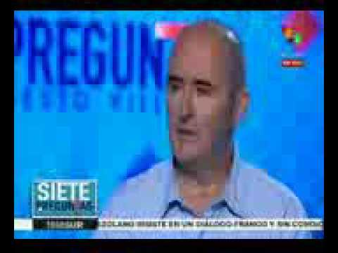 ENTREVISTAS Siete preguntas Entrevista a Agustín Otxotorena