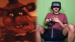 Five Nights at Freddy's CHALLENGE !! - Fernanfloo