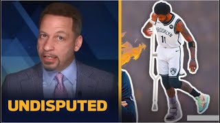 Chris Broussard reacts to Bucks def. Nets 107-96 behind 34 Pts from Giannis to even series 2-2